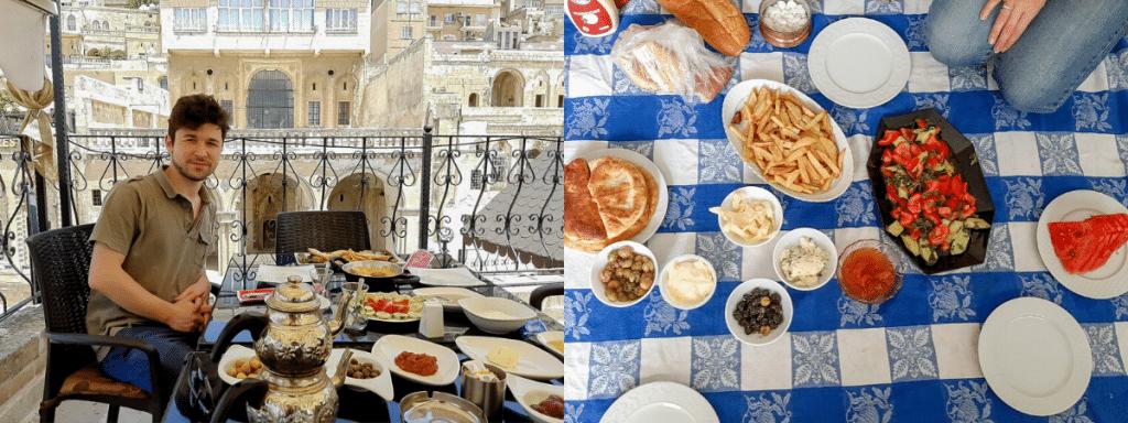 Turecké raňajky Blog o Turecku Nazaar