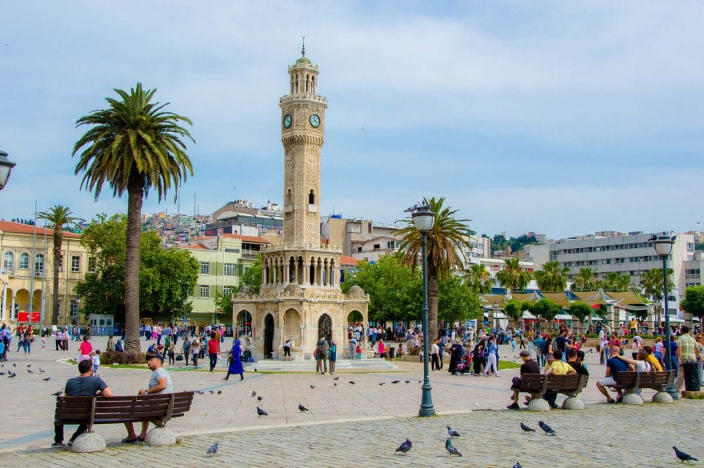 Turecko Izmir