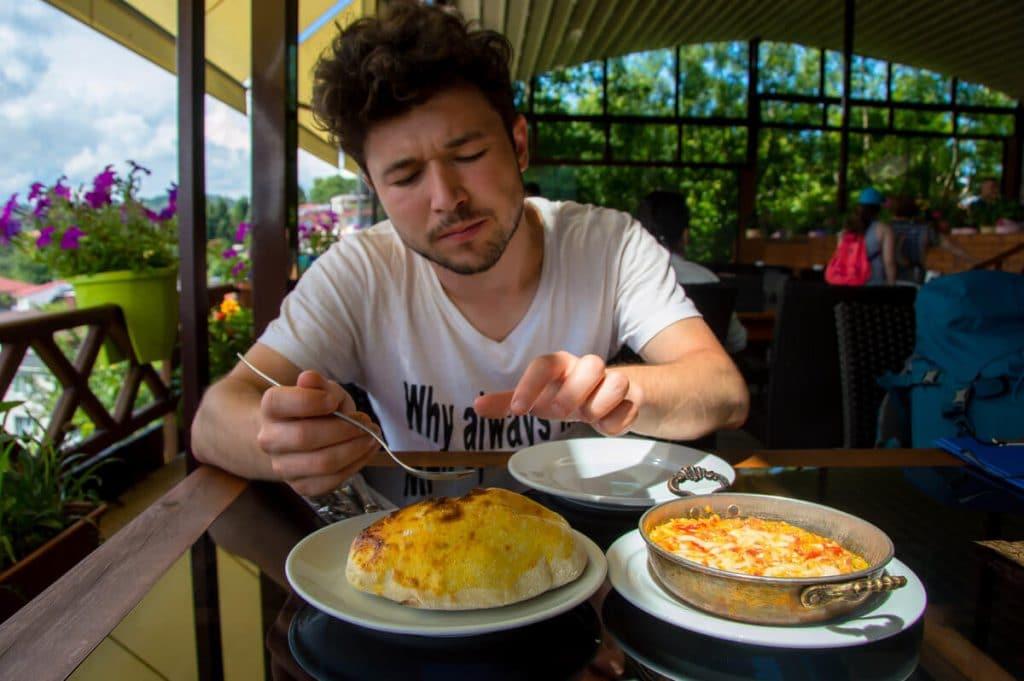 Turecké raňajky. Blog o Turecku. Nazaar.