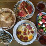 Turecké raňajky