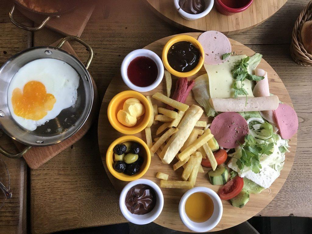 Turecké raňajky Blog o Turecku Nazaar.