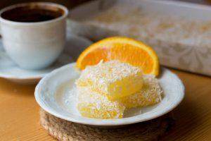 4 sladké fakty o Turkish Delight a recept na domáce pomarančové lokum