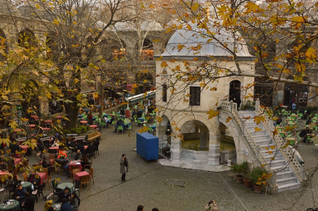 Bursa Turecko